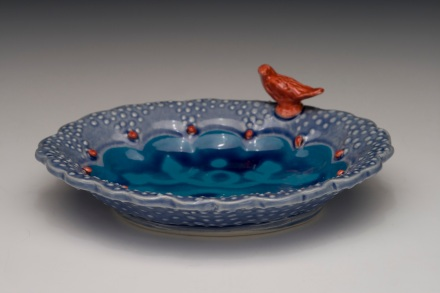 Bird Bath Dish